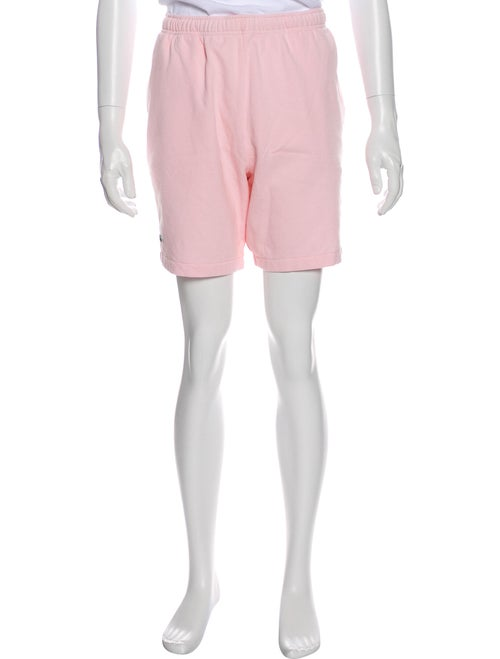 Supreme x Lacoste 2017 Shorts Pink