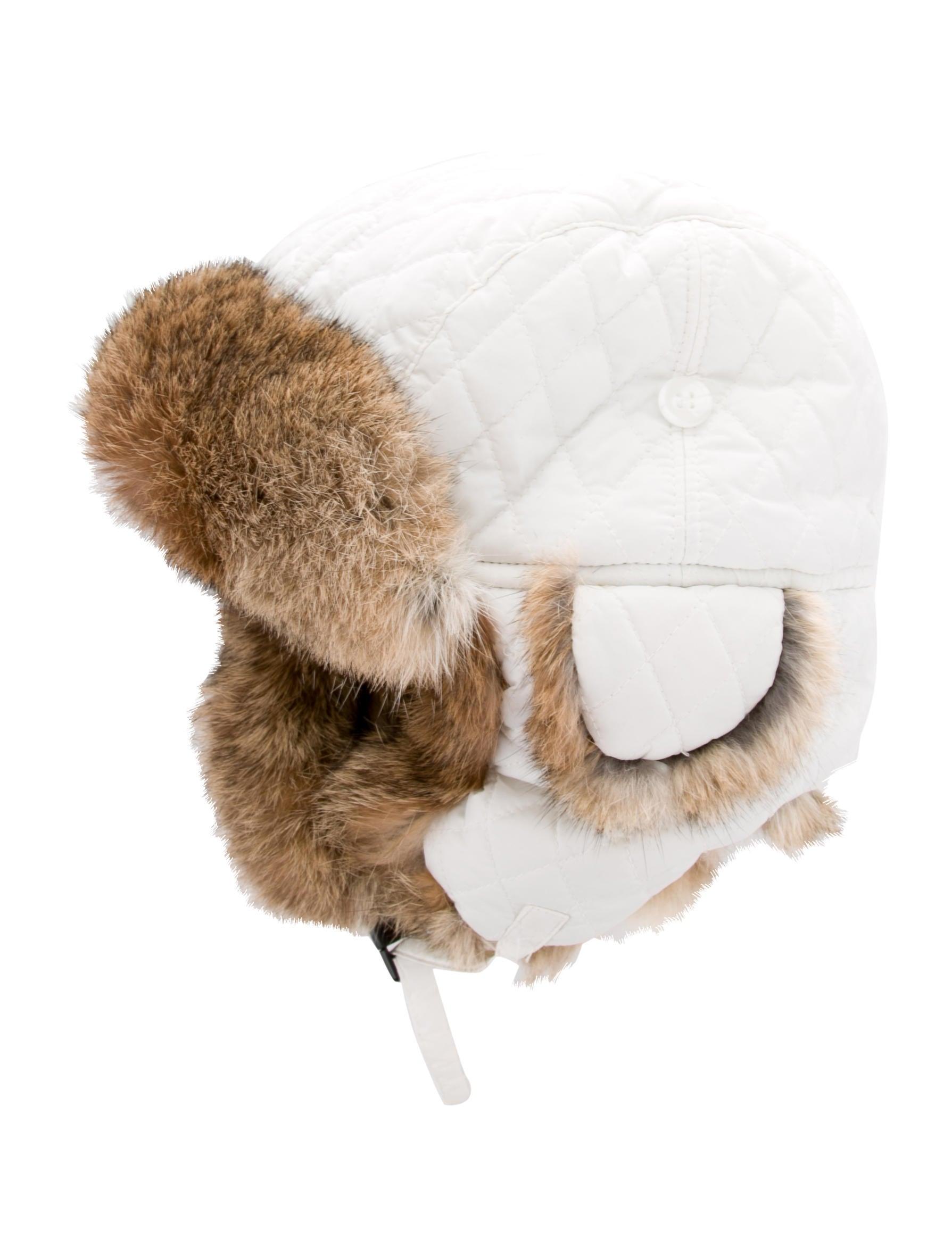 13752fa9a3bc0 Surell Fur-Trimmed Trapper Hat - Accessories - WSURE20021