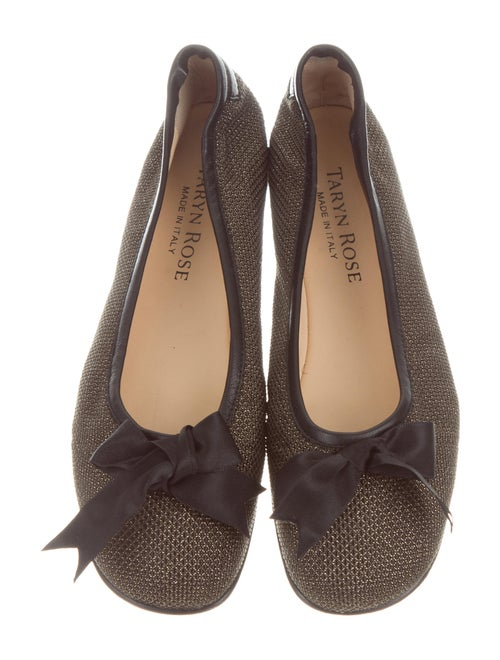 260a95bc1b97 Taryn Rose Mesh Ballet Flats Shoes Wt220167 The Realreal