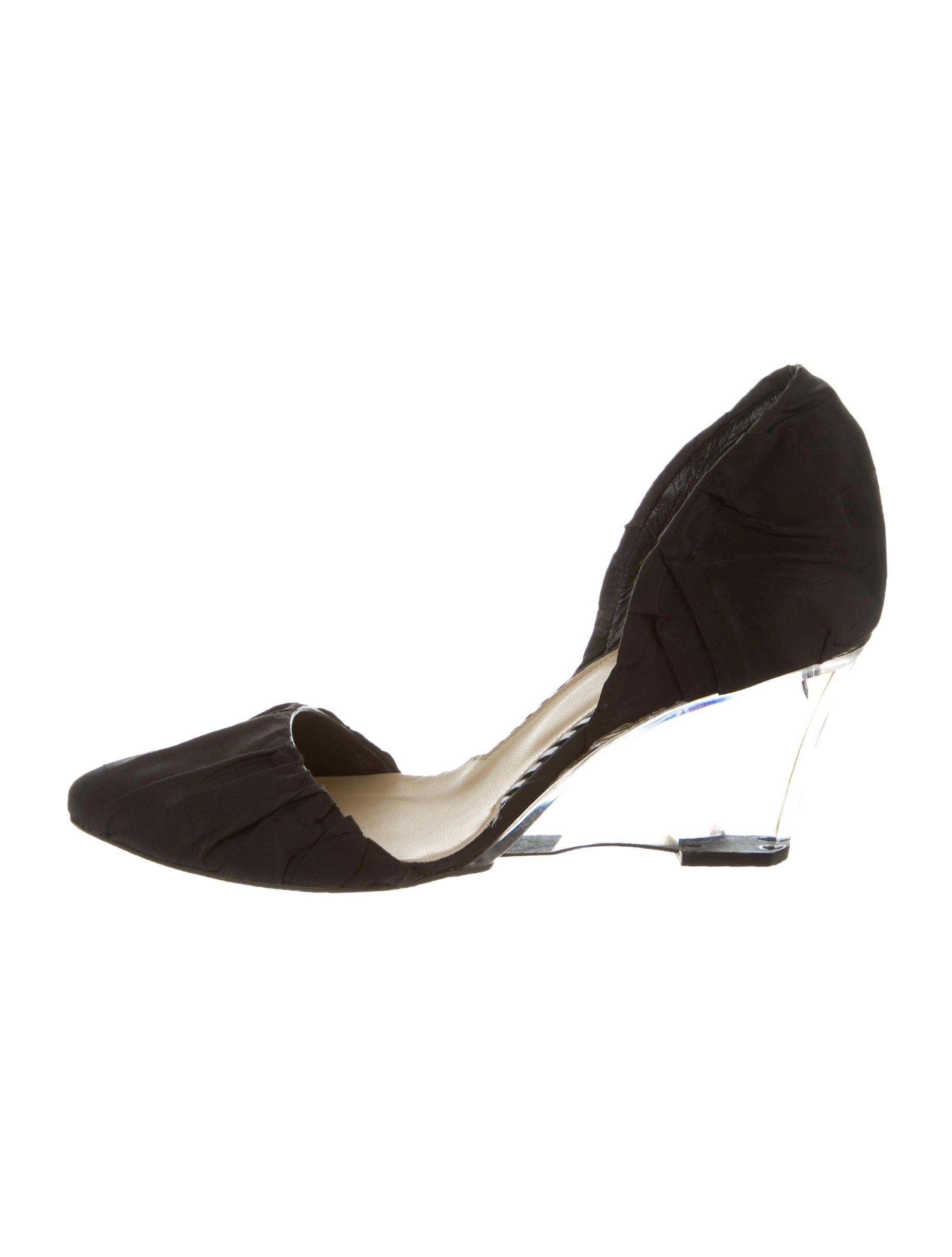 toga pointed toe d orsay wedges shoes wt420147 the
