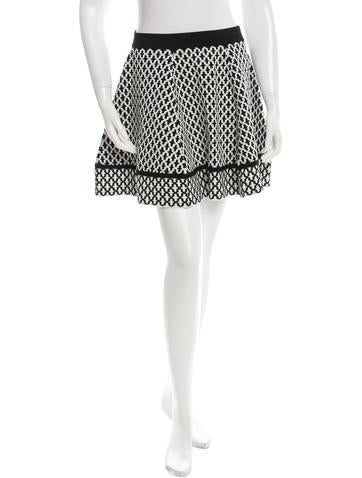 Torn by Ronny Kobo Anabella Flared Skirt w/ Tags None