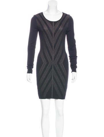 Torn by Ronny Kobo Corinne Knit Dress None