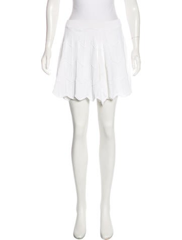 Torn by Ronny Kobo A-Line Mini Skirt w/ Tags None