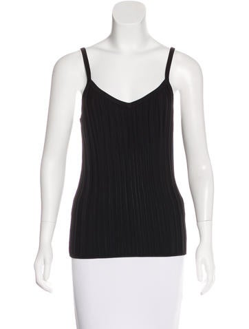 Torn by Ronny Kobo Sleeveless Knit Top None