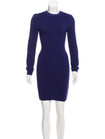 Torn by Ronny Kobo Rib Knit Bodycon Dress w/ Tags None