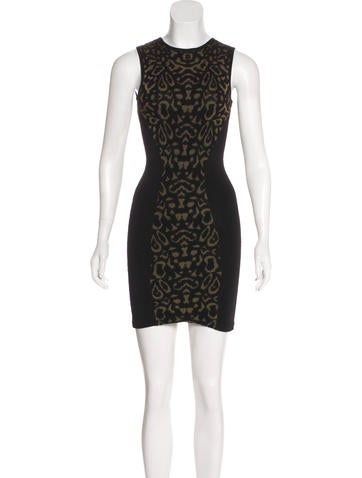 Torn by Ronny Kobo Sleeveless Knit Dress None