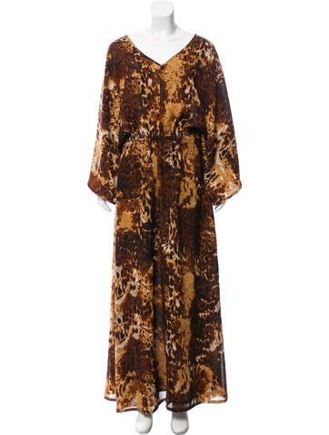 Torn by Ronny Kobo Sleeveless Midi Dress None