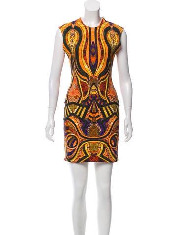 Torn by Ronny Kobo Sleeveless Mini Dress None