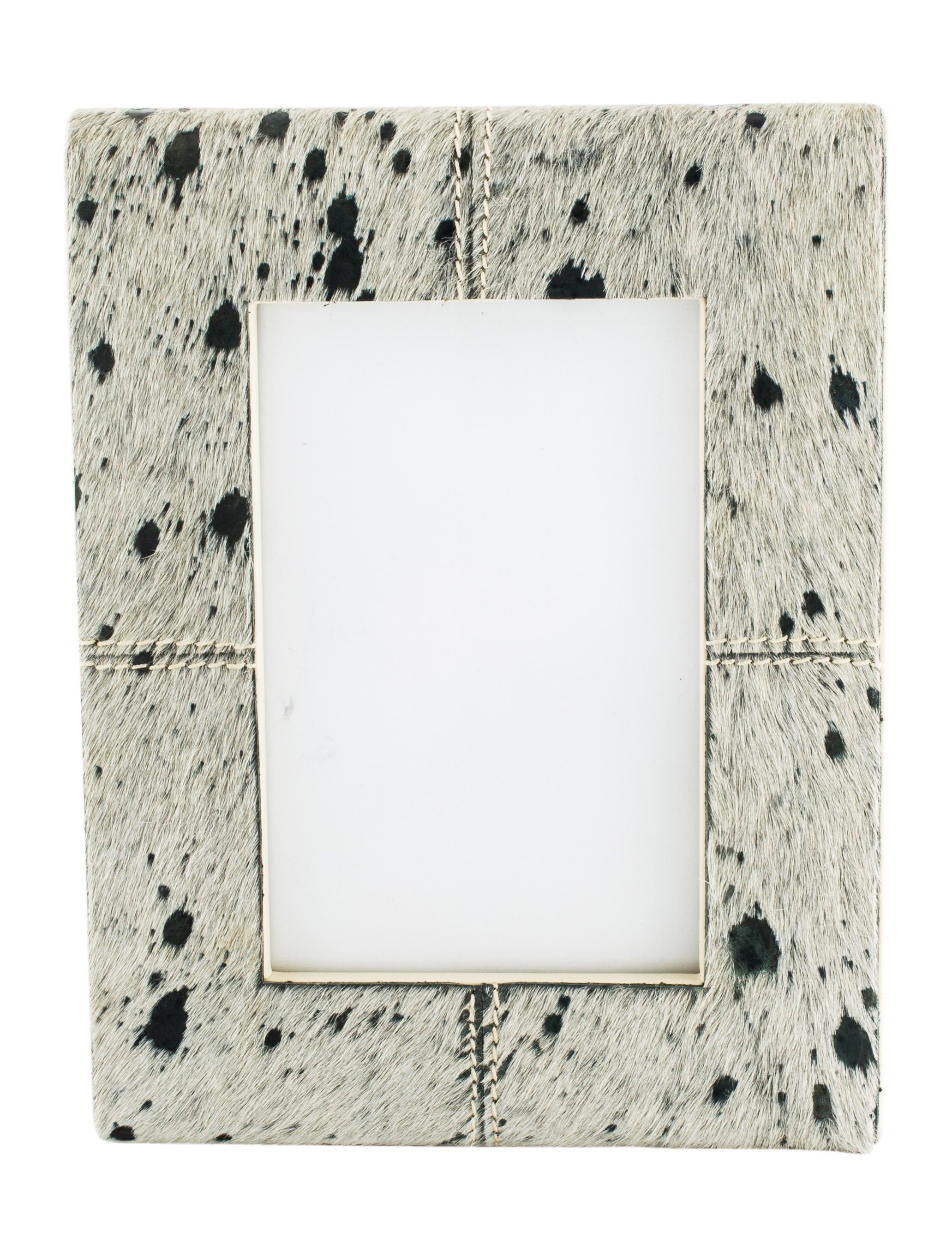 Tahari Faux Fur Picture Frame - Decor And Accessories - WTAHI20087 ...