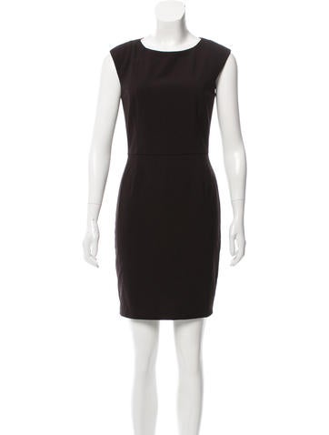 Tahari Sheath Mini Dress None
