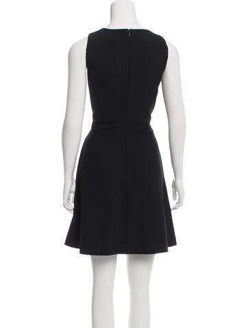 Cutout A-Line Dress w/ Tags
