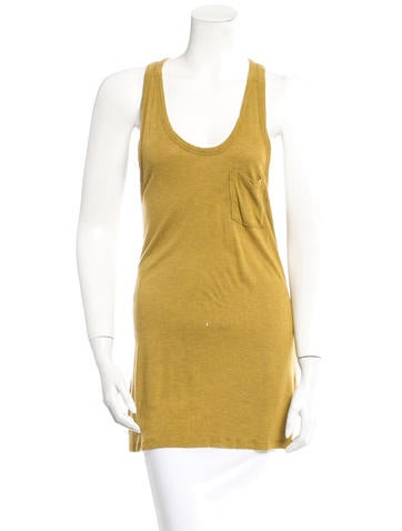 T by Alexander Wang Tank Top None