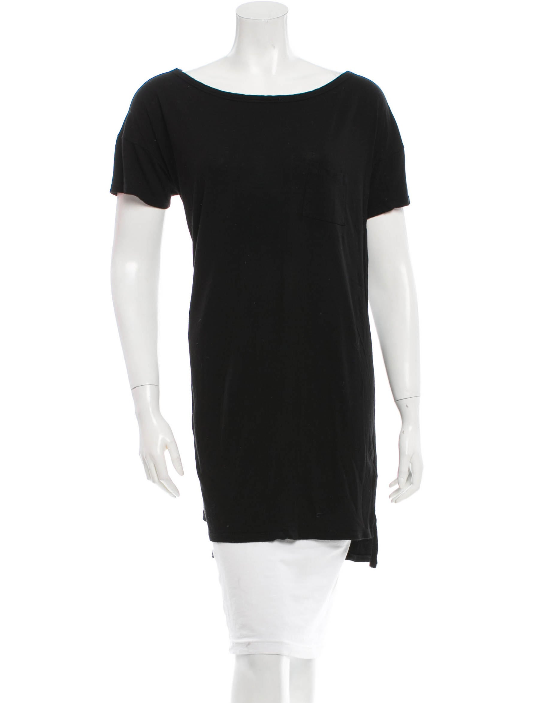 t by alexander wang short sleeve t shirt top clothing wtb25790 the realreal. Black Bedroom Furniture Sets. Home Design Ideas