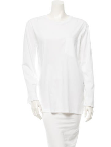T by Alexander Wang Top None