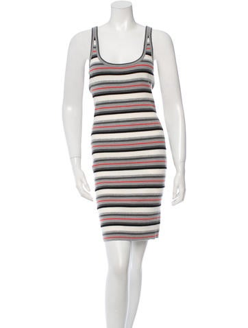 T by Alexander Wang Wool Sleeveless Dress w/ Tags None