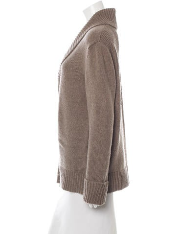 Long Sleeve Open Front Sweater