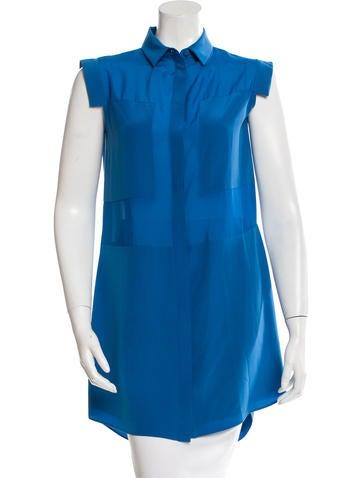 T by Alexander Wang Sleeveless Mini Dress