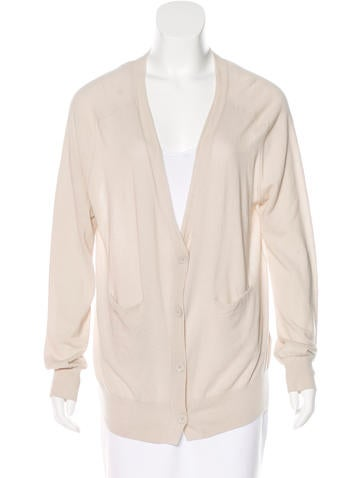 T by Alexander Wang V-Neck Cardigan None