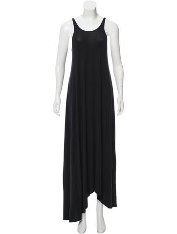 T by Alexander Wang Sleeveless Maxi Dress None