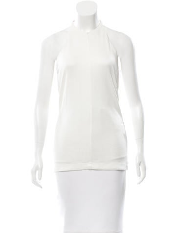 T by Alexander Wang Halter Top None