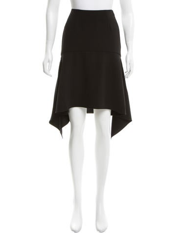 T by Alexander Wang Asymmetrical Midi Skirt w/ Tags
