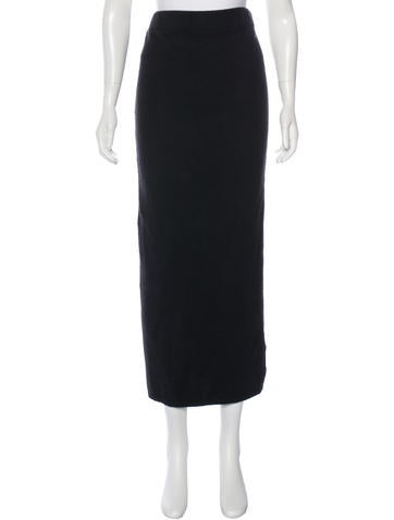 T by Alexander Wang Wool Strapless Dress None
