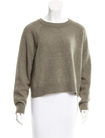 T by Alexander Wang Wool Oversize Sweater None