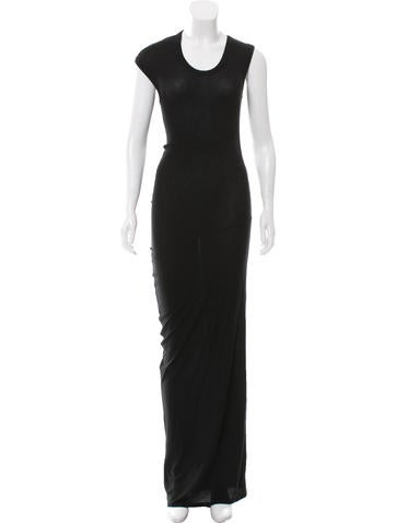 T by Alexander Wang Knit Maxi Dress None