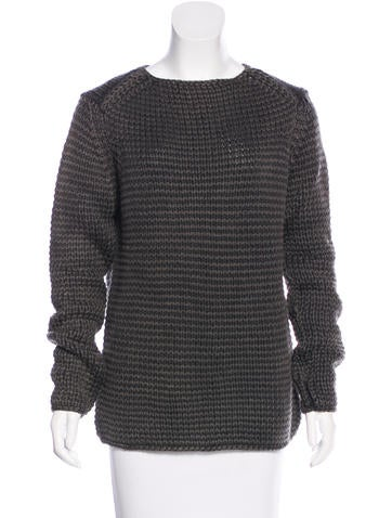 T by Alexander Wang Wool Sweater None