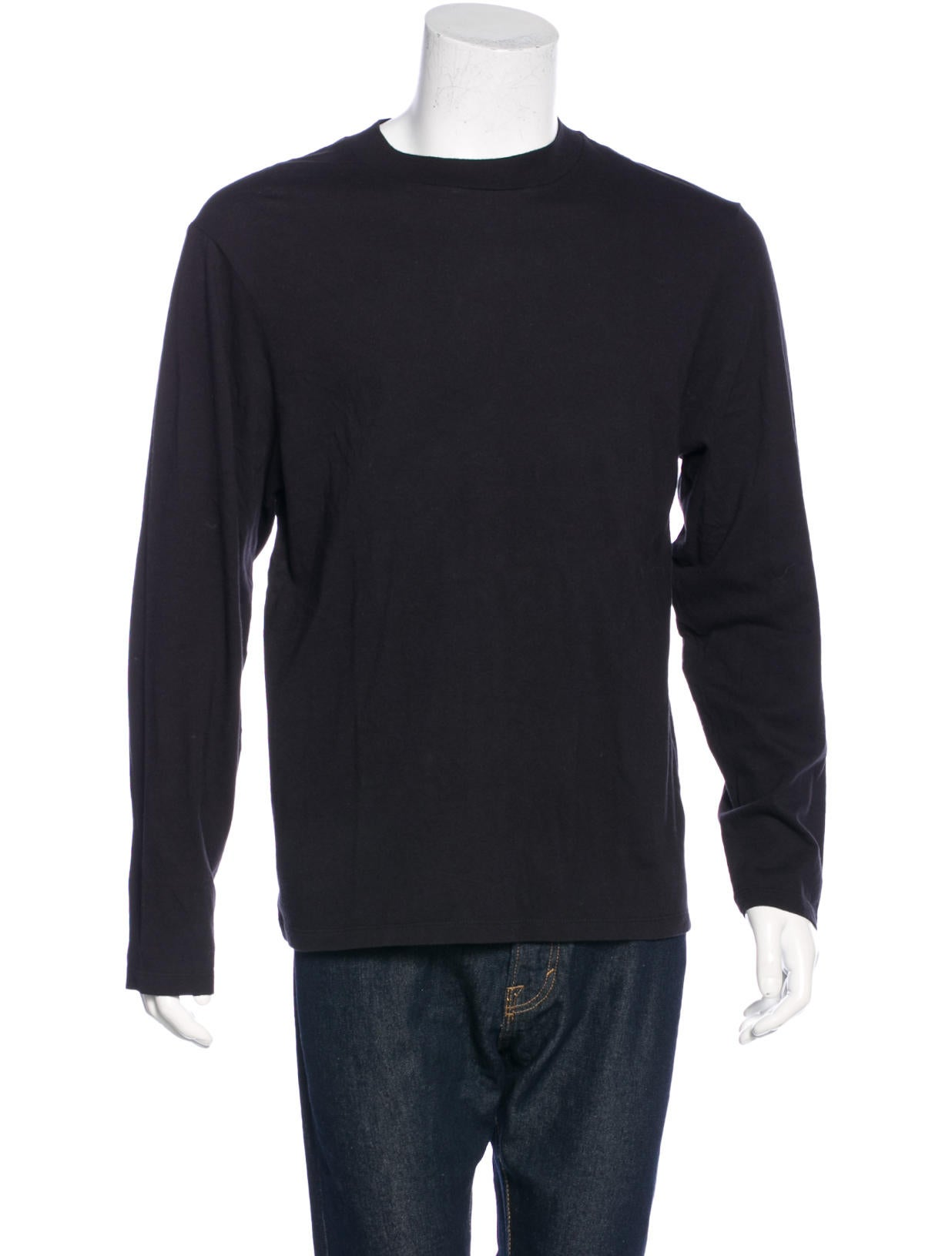 t by alexander wang long sleeve t shirt w tags clothing wtb31187 the realreal. Black Bedroom Furniture Sets. Home Design Ideas