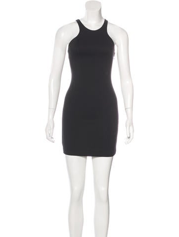 T by Alexander Wang Sleeveless Sheath Dress None