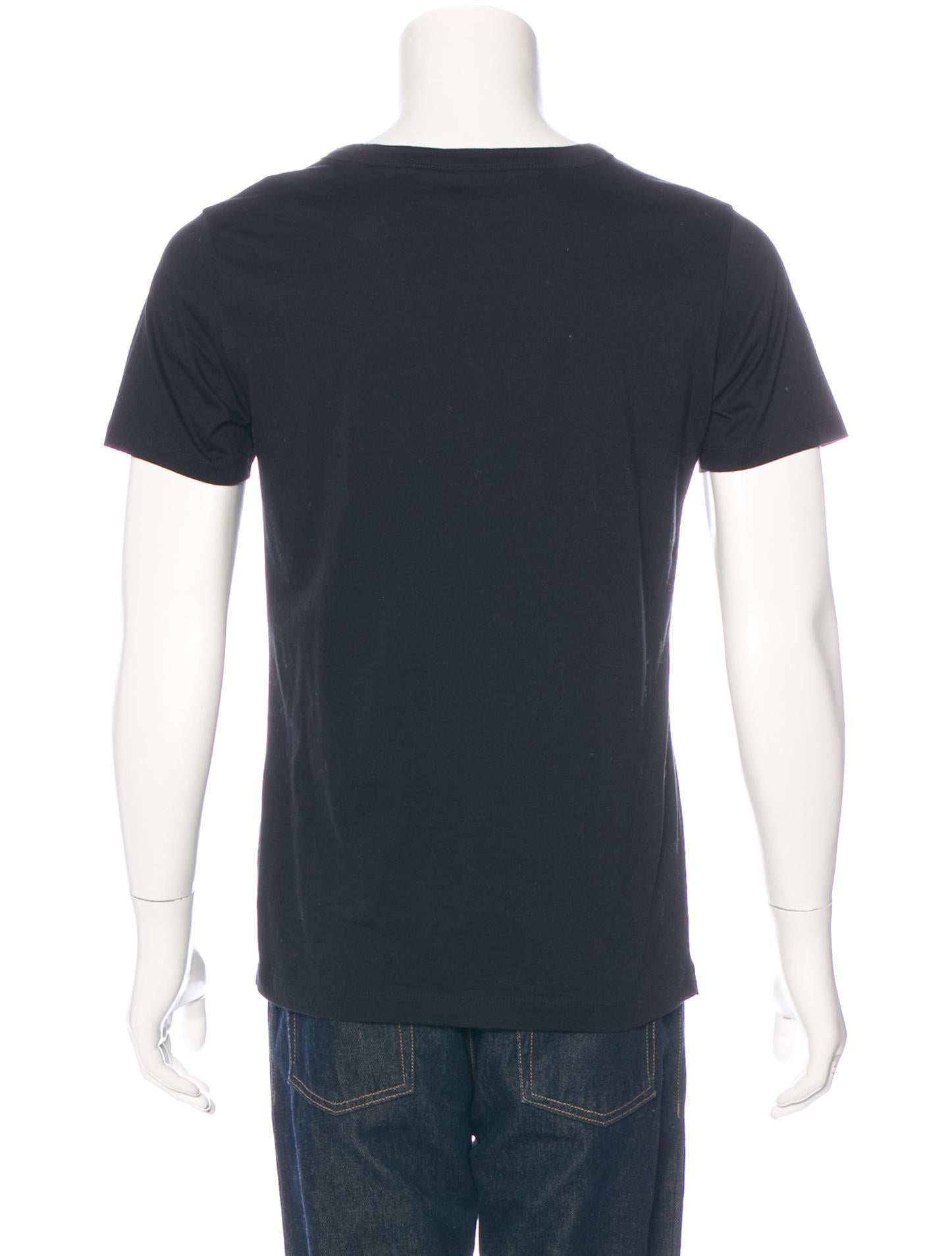 t by alexander wang crew neck t shirt clothing wtb31938 the realreal. Black Bedroom Furniture Sets. Home Design Ideas