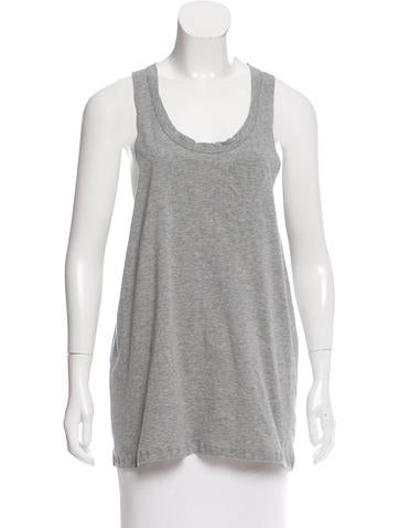 T by Alexander Wang Sleeveless Top None