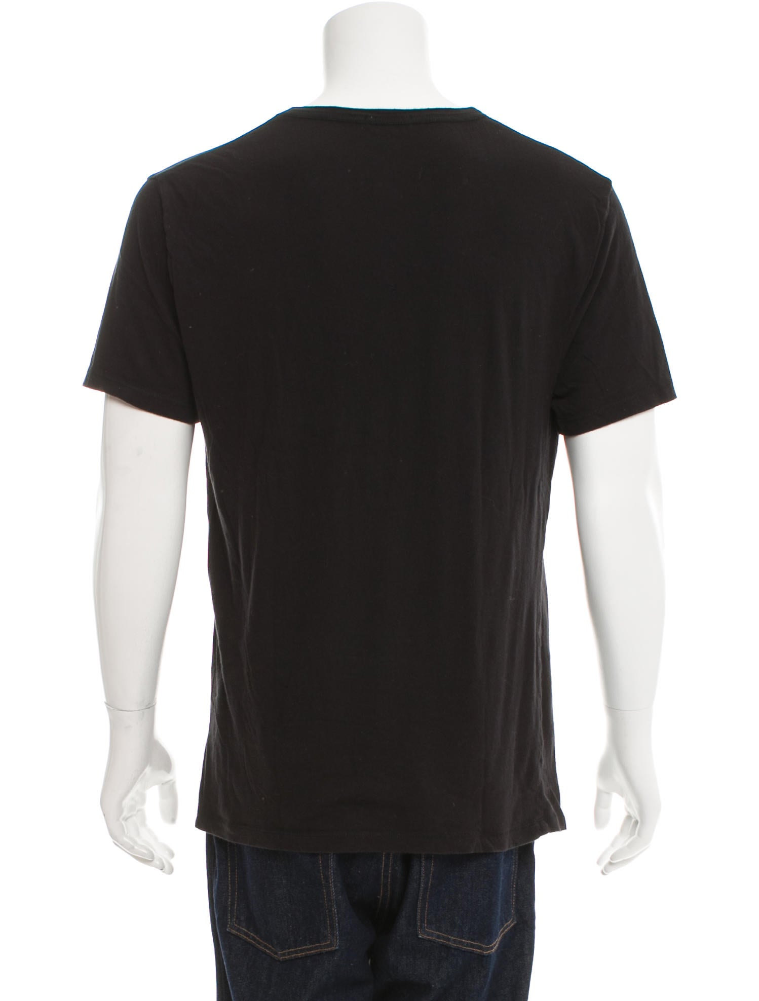 t by alexander wang crew neck t shirt clothing wtb32442 the realreal. Black Bedroom Furniture Sets. Home Design Ideas