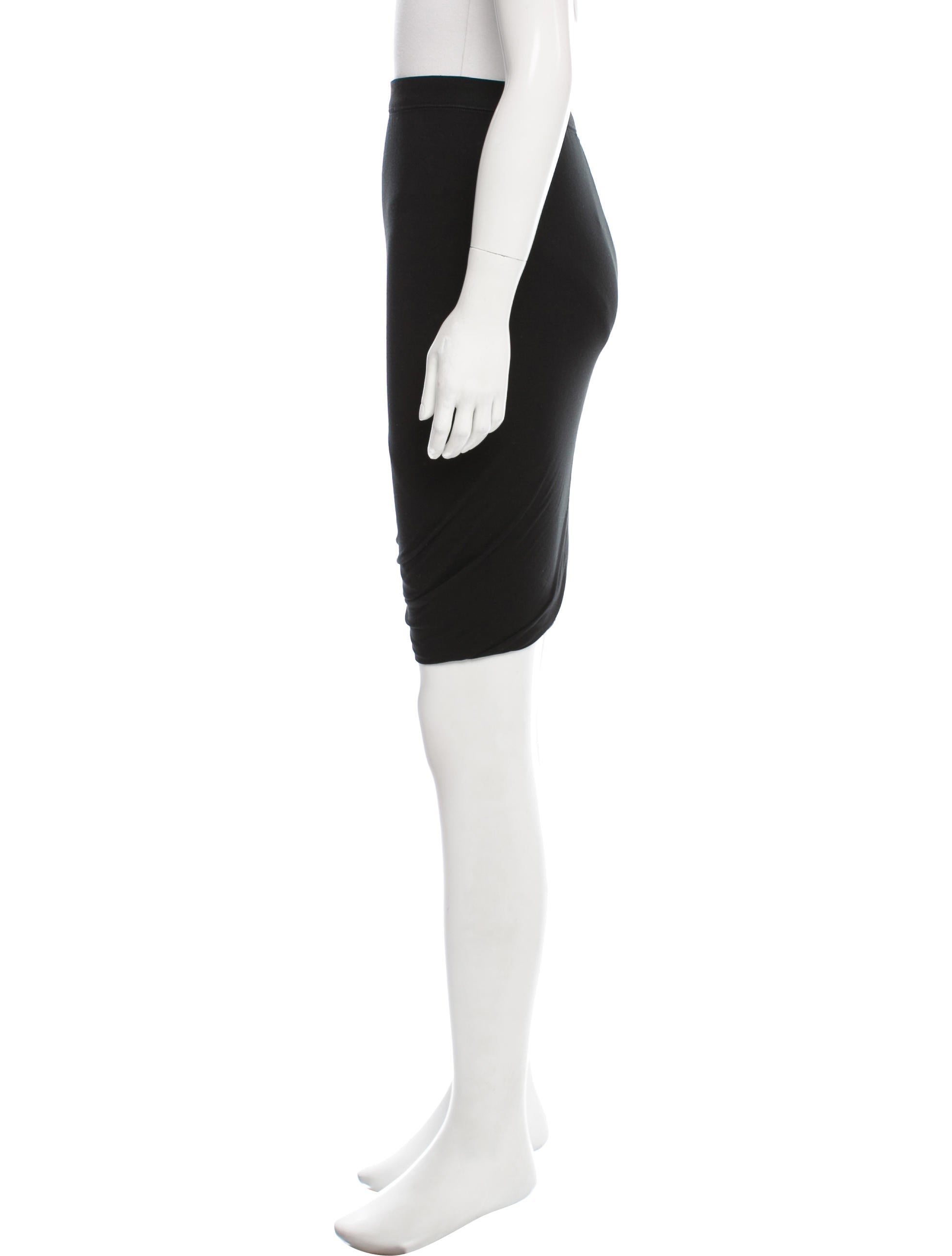 t by wang knee length bodycon skirt w tags