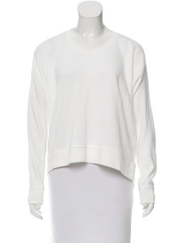 T by Alexander Wang Oversize Crop Top w/ Tags None
