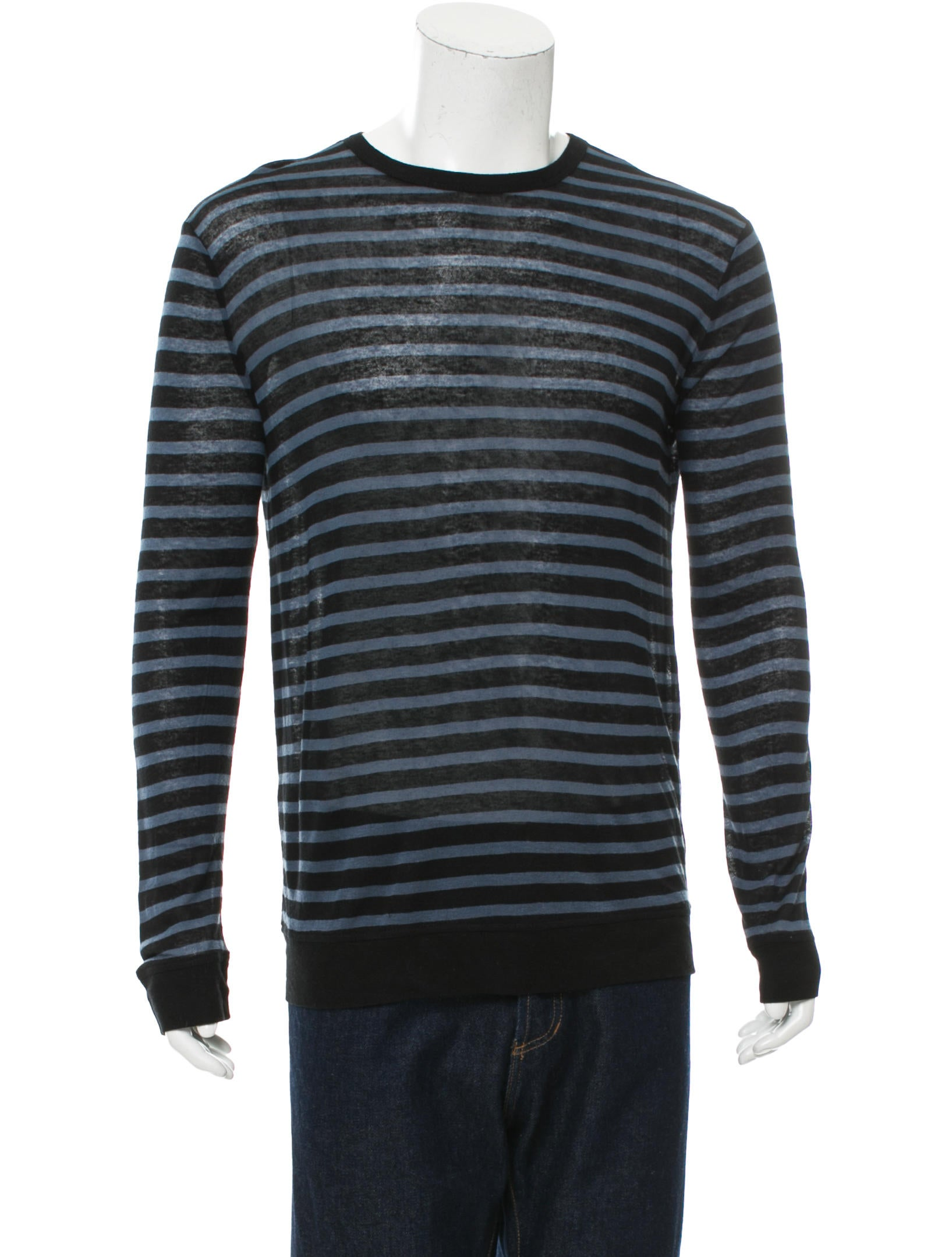 T by alexander wang striped long sleeve t shirt w tags Striped long sleeve t shirt