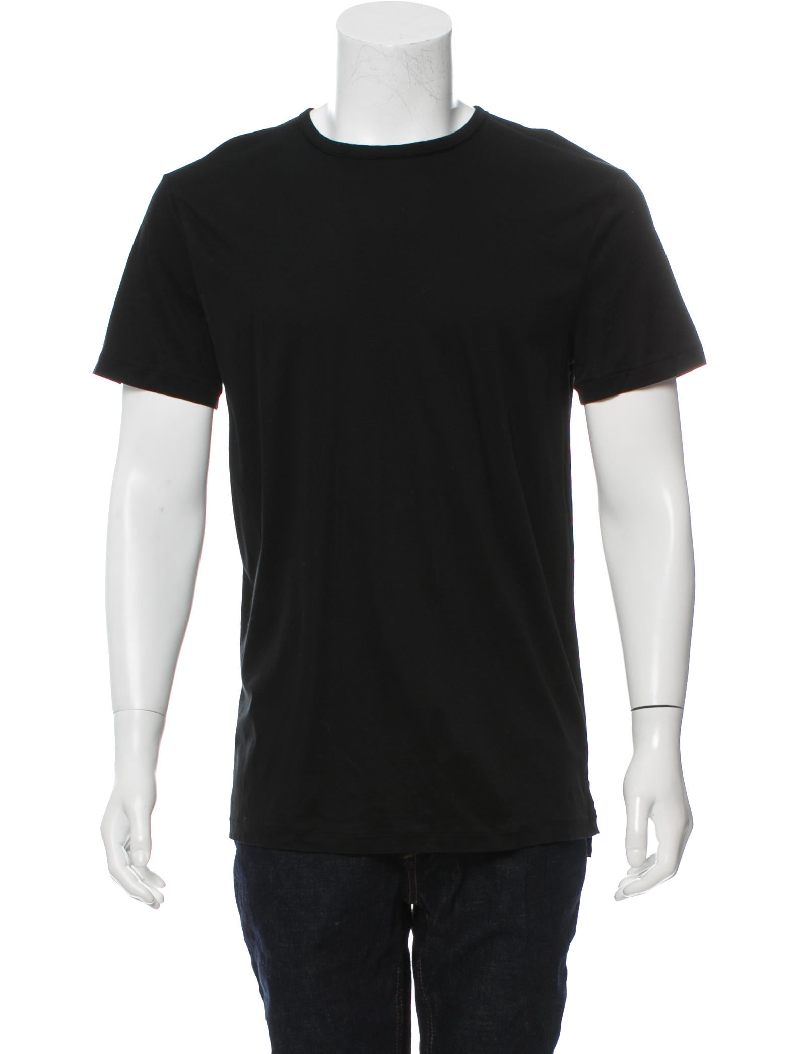 t by alexander wang short sleeve crew neck t shirt clothing wtb33347 the realreal. Black Bedroom Furniture Sets. Home Design Ideas