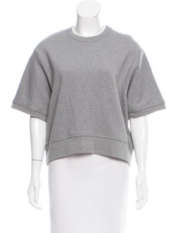 T by Alexander Wang Oversize Knit Sweatshirt w/ Tags None