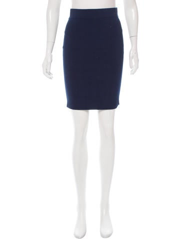 T by Alexander Wang Knee-Length Pencil Skirt w/ Tags None
