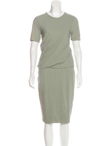 T by Alexander Wang Short Sleeve Sheath Dress w/ Tags None