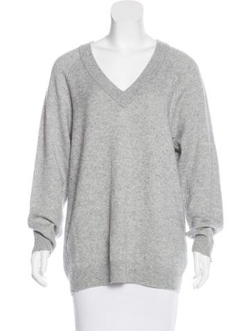 T by Alexander Wang Wool Knit Sweater None