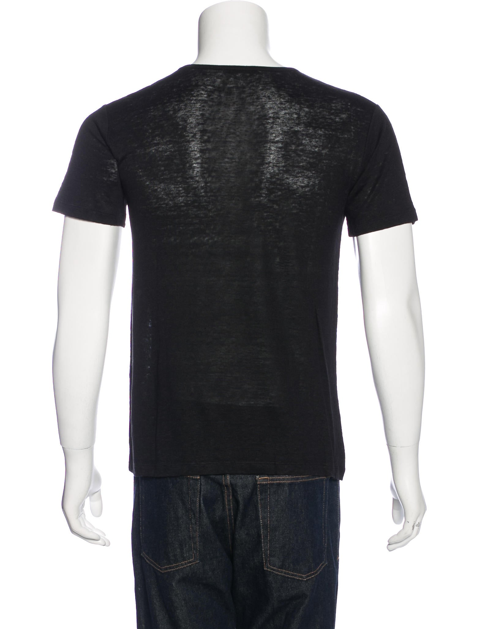 t by alexander wang scoop neck t shirt clothing wtb34099 the realreal. Black Bedroom Furniture Sets. Home Design Ideas