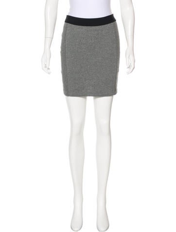 T by Alexander Wang Knit Bodycon Skirt w/ Tags None
