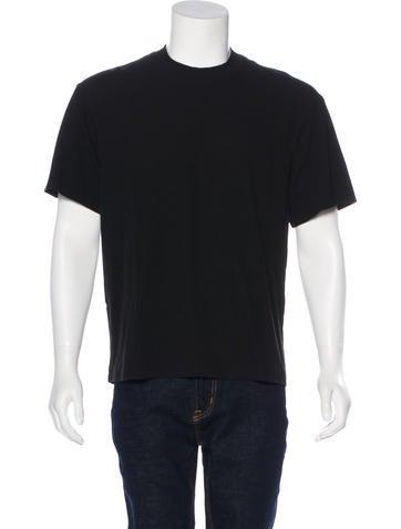 T by Alexander Wang Crew Neck T-Shirt None