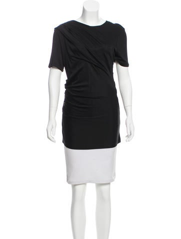 T by Alexander Wang Gathered Tunic Top None