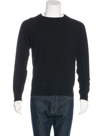 T by Alexander Wang Wool Crew Neck Sweater None