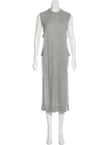 T by Alexander Wang Sleeveless Wool Sweater None