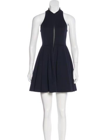 T by Alexander Wang Neoprene Mini Dress w/ Tags None