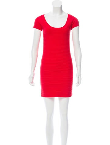 T by Alexander Wang Mini Knit Dress w/ Tags None